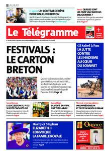 Le Télégramme Auray – 13 janvier 2020