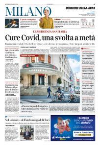Corriere della Sera Milano – 25 maggio 2020