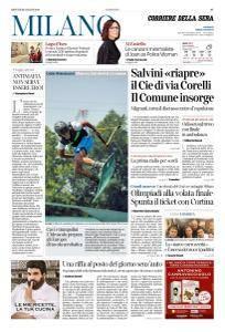 Corriere della Sera Milano - 26 Luglio 2018