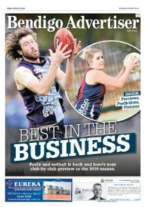 Bendigo Advertiser - April 5, 2019