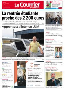Le Courrier de l'Ouest Angers – 18 août 2020