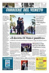 Corriere del Veneto Vicenza e Bassano - 4 Luglio 2018