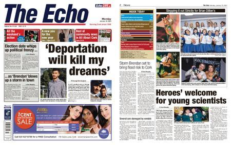 Evening Echo – January 13, 2020