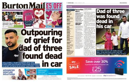 Burton Mail – February 03, 2020