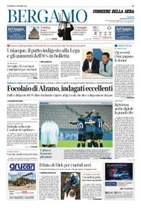 Corriere della Sera Bergamo – 23 ottobre 2020