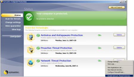 Symantec Endpoint Protection 11.0.780.1109