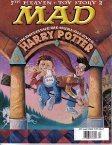 MAD Magazine 391 (2000