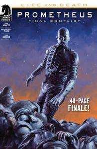 Prometheus - Life and Death - Final Conflict 2017 2 covers digital The Magicians-Empire