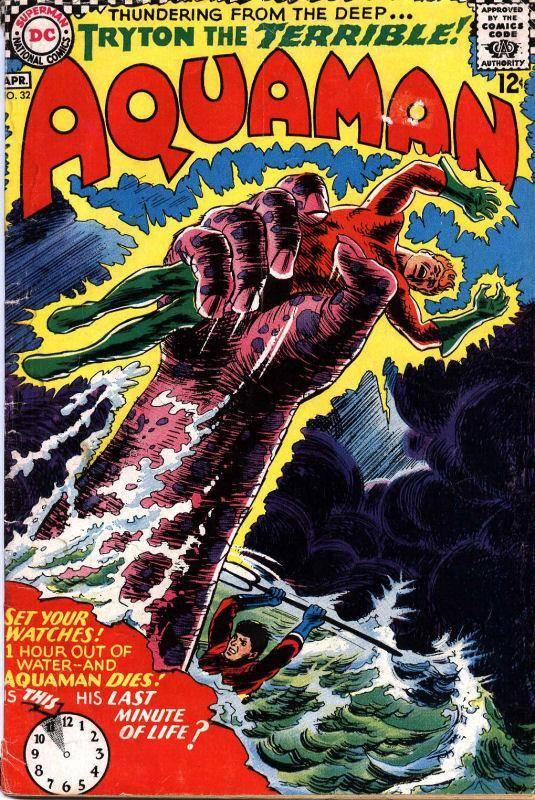Aquaman 32