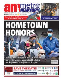 AM New York - September 21, 2020
