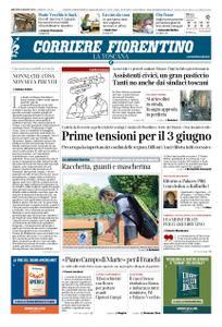 Corriere Fiorentino La Toscana – 26 maggio 2020
