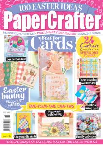PaperCrafter - Issue 158 - April 2021