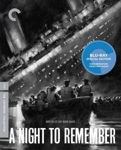 A Night to Remember (1958) [The Criterion Collection]