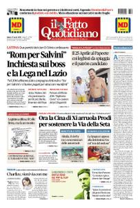 Il Fatto Quotidiano - 27 aprile 2019