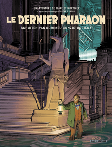 Blake & Mortimer - HS 3 - Le Dernier Pharaon