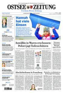 Ostsee Zeitung Wolgast - 02. Februar 2018