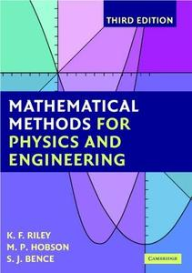 Mathematical Methods of Physics and Engineering
