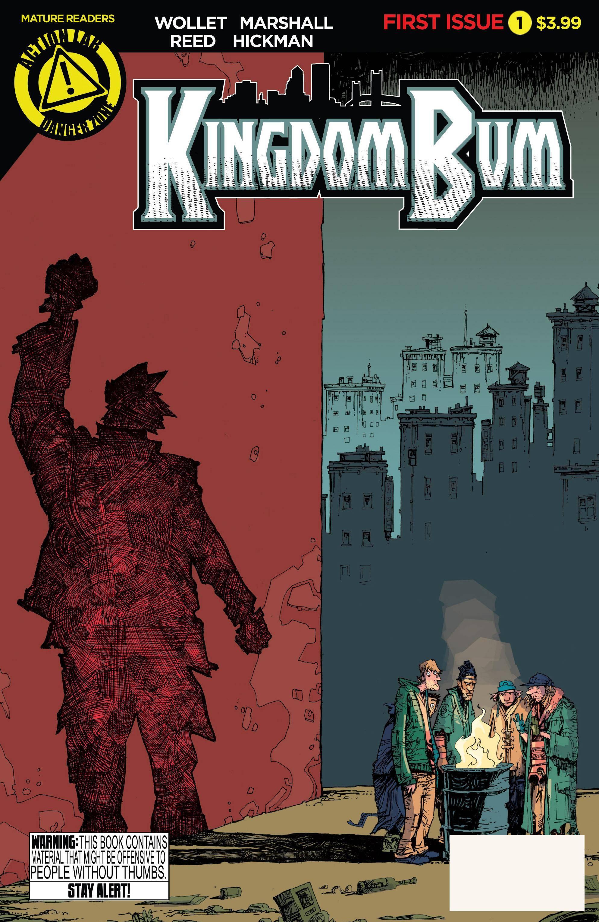 Kingdom Bum 001 2015 digital dargh-Empire