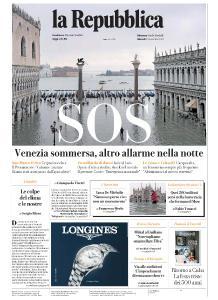 la Repubblica - 14 Novembre 2019