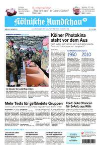 Kölnische Rundschau Euskirchen – 28. November 2020
