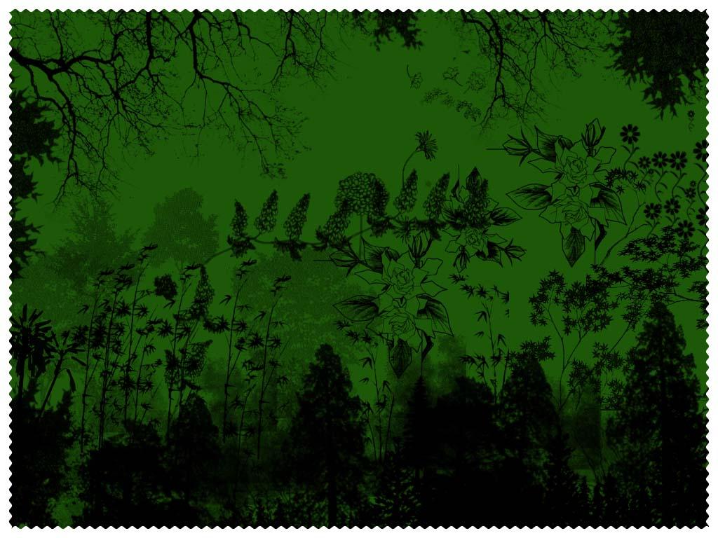 Adobe Photoshop Brushs (Flower & Trees)