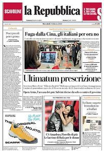 la Repubblica - 5 Febbraio 2020