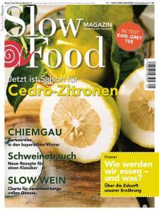 Slow Food Magazin - Februar-März 2020