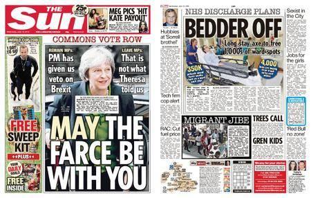 The Sun UK – 13 June 2018