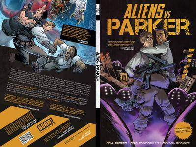 Aliens vs Parker Vol 1 TPB 2014 Digital