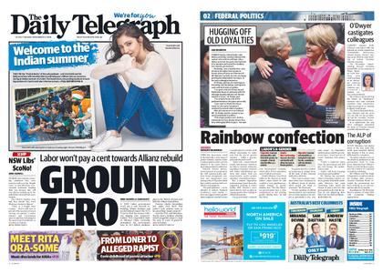 The Daily Telegraph (Sydney) – November 27, 2018