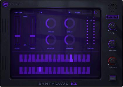 BeatSkillz Synthwave KZ v2.5.4 WiN / OSX