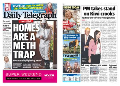 The Daily Telegraph (Sydney) – February 23, 2019