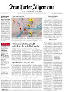 Frankfurter Allgemeine Zeitung - 6 März 2021