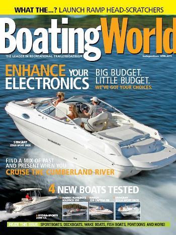 Boating World - April 2011
