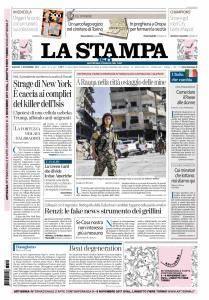La Stampa Torino Provincia e Canavese - 2 Novembre 2017