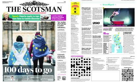 The Scotsman – December 19, 2018