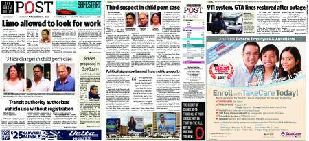 The Guam Daily Post – November 16, 2017