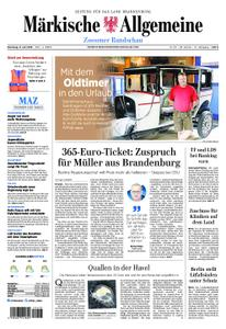 Märkische Allgemeine Zossener Rundschau - 09. Juli 2019