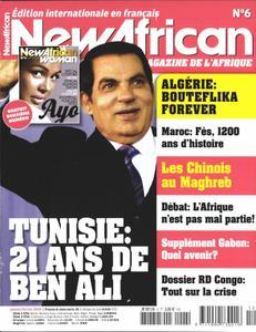 New African, le magazine de l'Afrique - Janvier - Février 2009