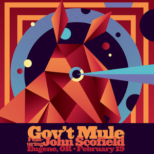 Gov't Mule feat. John Scofield - 2015-02-19 - McDonald Theatre, Eugene, OR (2015) [Official Digital Download 24-48]