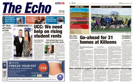 Evening Echo – March 02, 2020