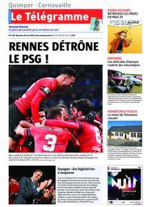 Le Télégramme Ouest Cornouaille – 28 avril 2019