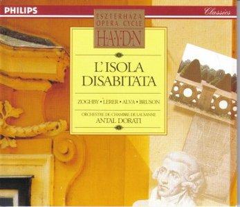 Joseph Haydn -  L'Isola Disabitata (1977)