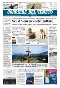 Corriere del Veneto Venezia e Mestre – 01 dicembre 2020