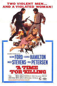 A Time For Killing (1967)