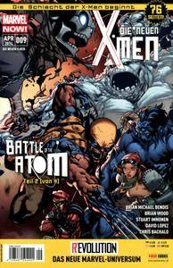 Die neuen X-Men 09 Panini 2014 Gurk The E