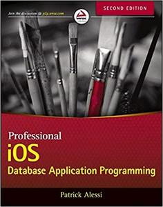 Professional iOS Database Application Programming (2nd Edition)