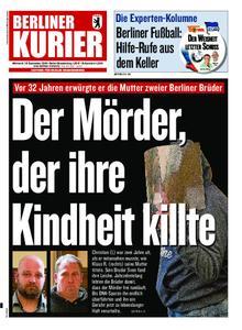 Berliner Kurier – 18. September 2019