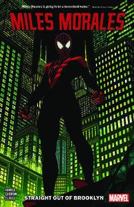Marvel-Spider Man Miles Morales Vol 01 Straight Out Of Brooklyn 2019 Retail Comic eBook