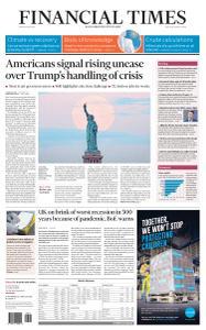 Financial Times USA - May 8, 2020